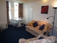NO FEES! Immaculate F/Furnished one bed flat.RENT INCLUDES VIRGIN B/BAND