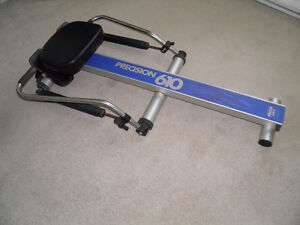 Exersize Rower with pull handles