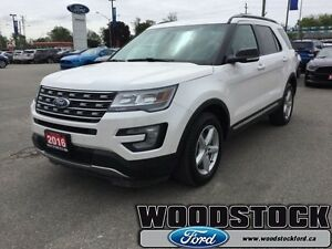 2016 Ford Explorer XLT  CERTIFIED PRE OWNED - 3.99% INTEREST UP