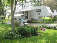 Jayco Eagle 293 Fifth Wheel Trailer