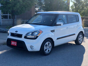 2012 Kia Soul 1.6L! Accident Free! Heated Seats! Bluetooth!