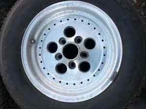 Set of 4, 15 inch tires and rims Stratford Kitchener Area image 3