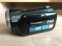 Panasonic HD camcorder