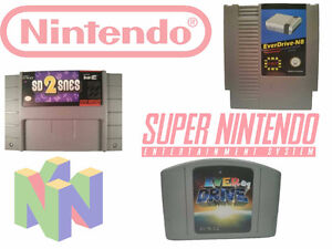 Everdrive 64 & sd2snes & Everdrive n8