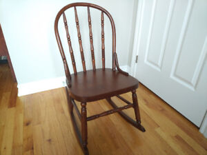 Antique Rocking Chair (reduced)