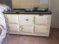 4 oven gas AGA