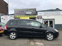 2009 VAUXHALL ZAFIRA ACTIVE 1.6 PETROL 7 SEATER ( AA ) WARRANTY INCLUDED