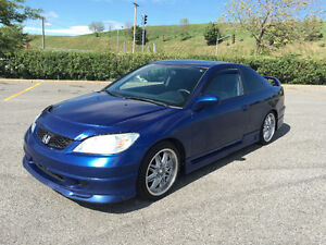 Honda civic Edition Reverb