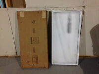 Fluorescent Light Boxes (2 total)