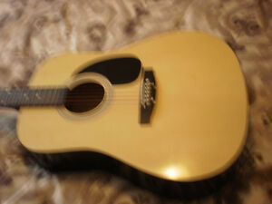 ACADEMY ACOUSTIC GUITAR GREAT SHAPE