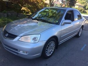 2001 Acura El 1.7 Available E-tested and Certified