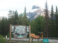 Banff Resort Breakfast cook now until Oct 15 Accom available