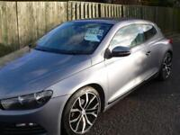 Volkswagen Scirocco 2.0TDI ( 140ps ) CR 2010 FSH Long Mot