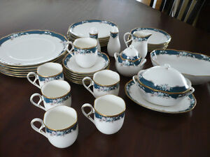 Noritake Sandhurst Bone China