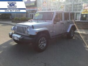 2014 Jeep Wrangler Unlimited Sahara  - $243.40 B/W - Low Mileage
