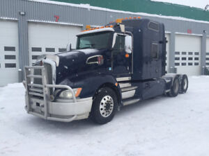 Kenworth T660 2013 beaucoup d'extras