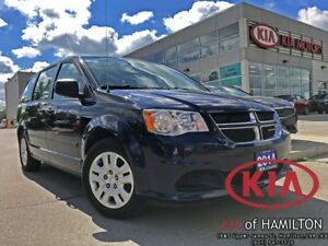 2014 Dodge Grand Caravan SE Canada Value Package | Certified | B