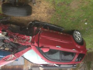 2006 Pontiac Torrent Red SUV, Crossover London Ontario image 5
