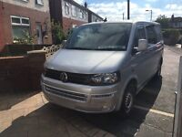 TRANSPORTER T5 WITH T5.1 CONVERSION SWAP OX