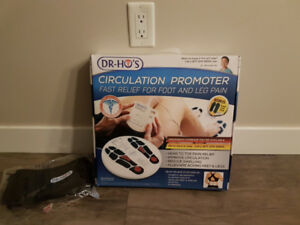 Dr. Ho's Circulation set with back belt and extra foot pads