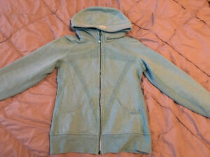 Girls Ivivva Hoodie Size 14 Teal