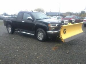 2008 GMC Canyon Pickup Truck !! LOW KMS !! PLOW !!