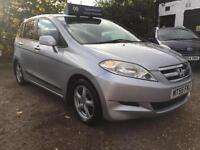 2005 Honda FR-V 2.0i-VTEC SE 6 Seater-FSH-*NEW CLUTCH & CAMBELT*