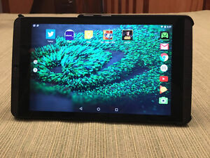 Nvidia Shield K1 Tablet, with controller