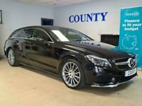 2016 Mercedes-Benz CLS CLASS 2.1 CLS220 D AMG LINE 5d 174 BHP Estate Diesel Auto