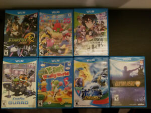 Wii U Games - Lower Prices