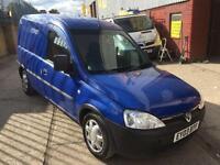 2003 Vauxhall Combo COMBO 2000 DI 5 door Van