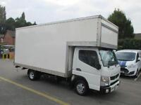 2013 63 MITSUBISHI FUSO CANTER 3.0 TURBO DIESEL AUTOMATIC BIG VOLUME 15 FT 6I