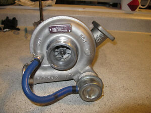 Rebuilt Perkins 2674A404 Turbocharger Moose Jaw Regina Area image 8