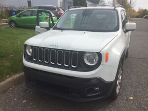 Jeep renegade 4x4 north 2.4 L