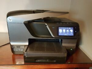 Three HP OfficeJet Pro printers for sale