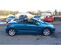 Peugeot 207 1.6 16v 120 Sport Coupe Cabriolet - Come And Have A Test Drive Now