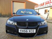 2006 56 BMW 3 SERIES 3.0 330I M SPORT 4D AUTO 255 BHP