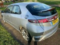 2010 Honda Civic 1.8 i-VTEC Si 5dr Hatchback Petrol Manual