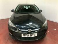2014 Vauxhall Astra 1.6 DESIGN Hatchback Petrol Manual