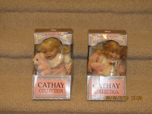 Porcelain Dolls - Cathay Collection.