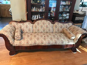 Antique Style Chairs and Couch