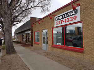 Commercial Retail/Office space close to downtown 1568A Angus St