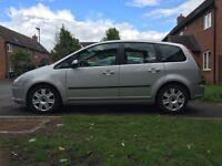 LHD (Left Hand Drive) Ford C-Max 2007 119,027 Km MOT May 2018