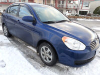 MINT 2009 HYUNDAI ACCENT LOW KMS !!