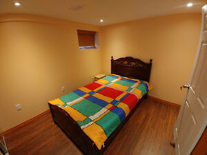 RENOVATED Furnished 2 Bedroom House for rent (Lower Level )