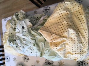 Kushies Fitted Crib Sheets