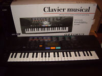 clavier piano musical