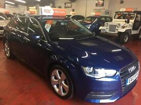 2013 (13) AUDI A3 2.0 TDI SPORT 5DR Manual
