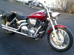 Honda VTX 1300 CUSTOM MOTORCYCLE FOR SALE