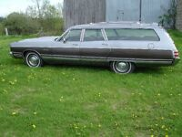1973 Chrysler Town&Country Wagon